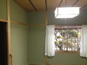 松山邸和室