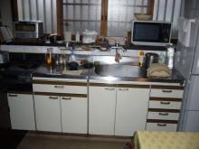 松山邸キッチン