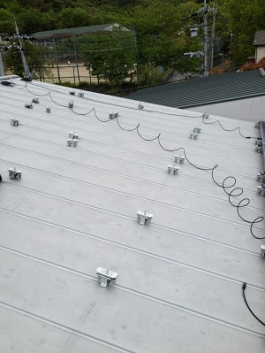 ガルバー屋根